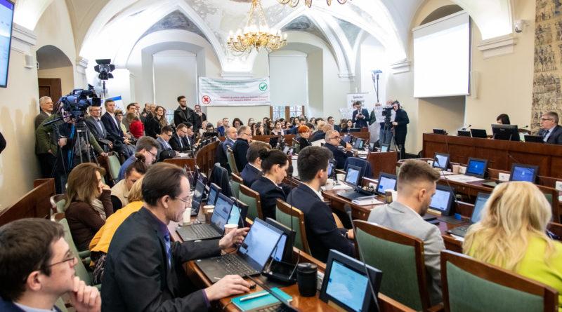 sesja rady miasta poznania 11.02.2020 fot. slawek wachala 5963 800x445 - Poznań: Mamy nowy klub w radzie miasta!