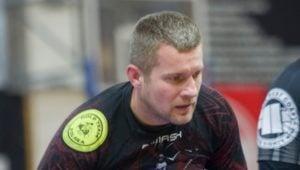sierz. k. mrozek fot. policja 300x170 - Sierżant Krzysztof Mrozek z pilskiej policji brązowym medalistą mistrzostw Polski