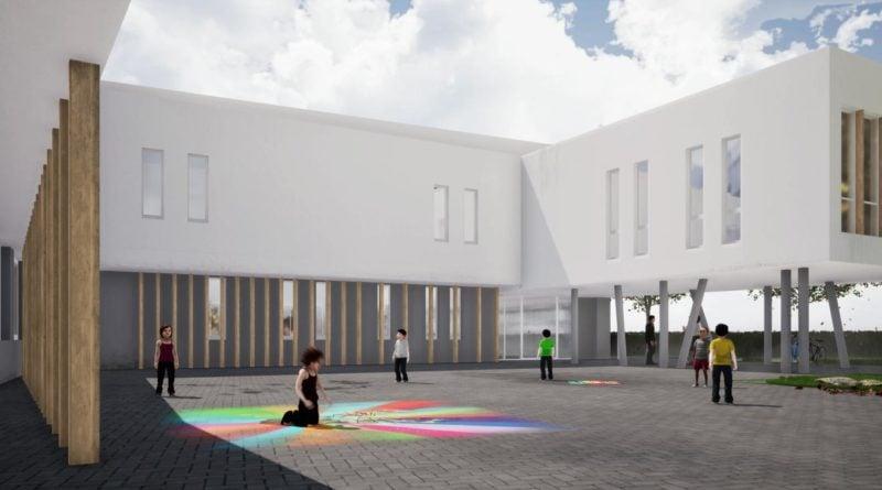 sp 68 rozbudowa 2 fot. pim 800x445 - Poznań: Szkoła Podstawowa nr 68 będzie większa. I z nową salą gimnastyczną