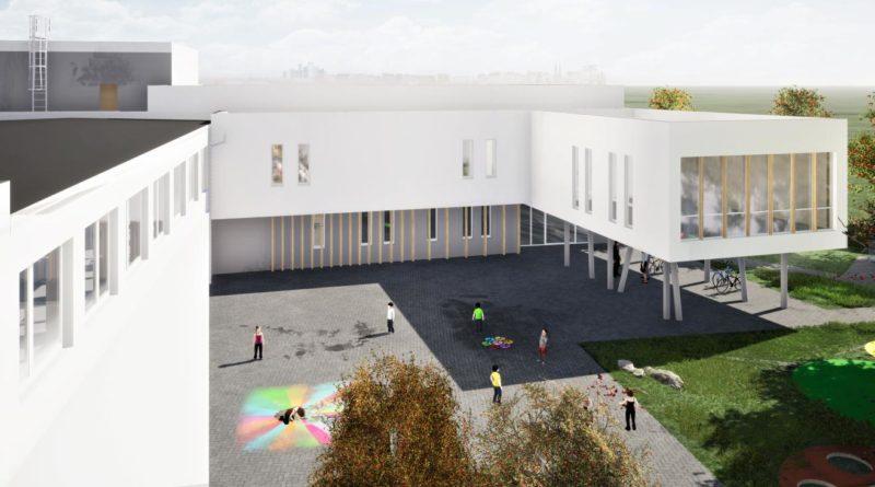 sp 68 rozbudowa 3 fot. pim 800x445 - Poznań: Szkoła Podstawowa nr 68 będzie większa. I z nową salą gimnastyczną