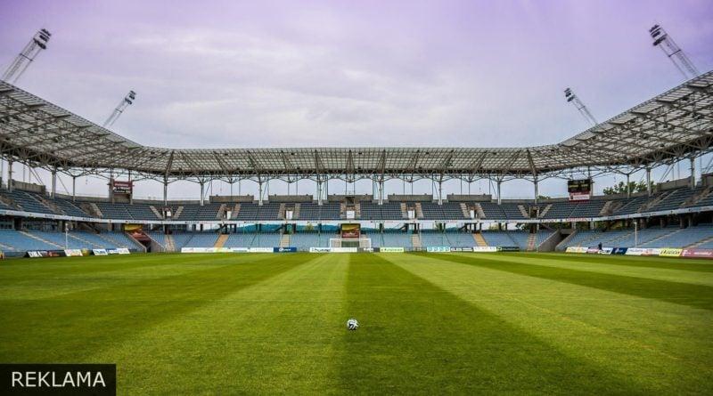 stadion fot. art. sponsorowany