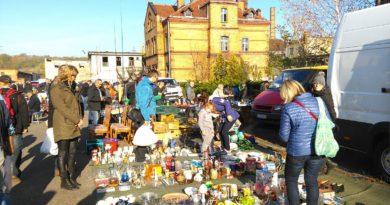 stara rzeznia pchli targ 4 fot. rosm 390x205 - Poznań: Giełda Staroci przed M1 wystartuje 17 maja