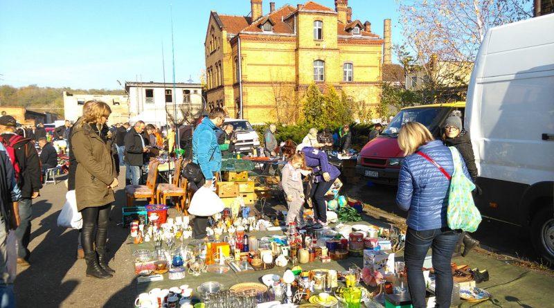 stara rzeznia pchli targ 4 fot. rosm 800x445 - Poznań: Giełda Staroci przed M1 wystartuje 17 maja