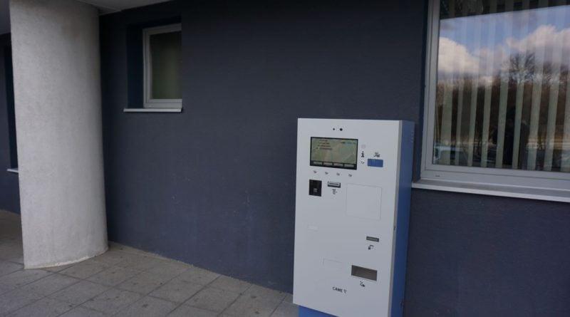 system parkingowy 3 fot. posir 800x445 - Poznań: Pływalna Chwiałka ma parking. Dla korzystających z obiektu dwie godziny za darmo