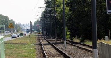 Trasa tramwajowa na Miłostowo fot. ZTM