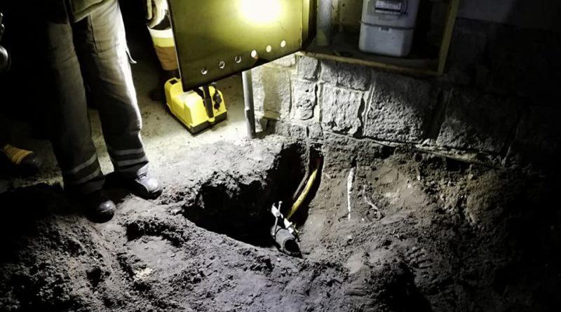 wyciek gazu 3 fot. osp pakoslaw 800x445 - Leszno: Ewakuacja mieszkańców z powodu wycieku gazu