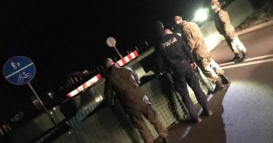 12 wbot 8 fot. wot .jpg 390x205 - Polska: Nadal zamknięte granice