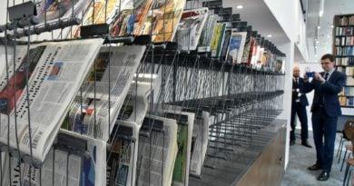 biblioteka raczynskich filia nr 4 4 fot. ump 390x205 - Ogólnopolski Dzień Bibliotekarza i Bibliotek