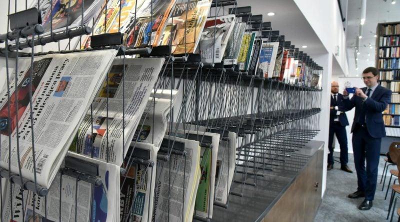 biblioteka raczynskich filia nr 4 4 fot. ump 800x445 - Ogólnopolski Dzień Bibliotekarza i Bibliotek