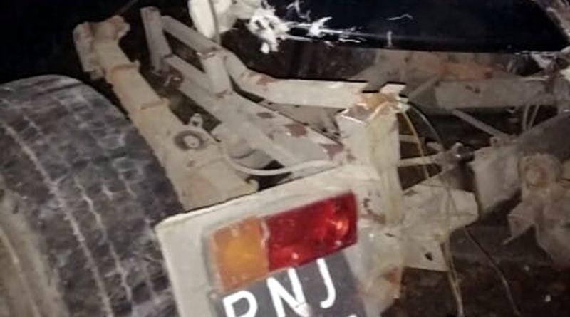 ciągnik wypadek fot. policja