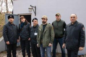 dzien obrony cywilnej schron na babimojskiej fot. slawek wachala 0467 300x200 - Poznań: Światowy Dzień Obrony Cywilnej w prawdziwym schronie