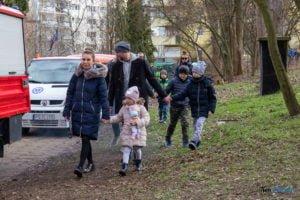 dzien obrony cywilnej schron na babimojskiej fot. slawek wachala 0480 300x200 - Poznań: Światowy Dzień Obrony Cywilnej w prawdziwym schronie