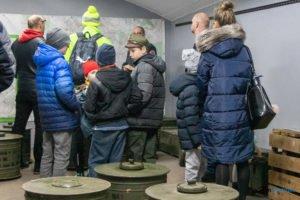 dzien obrony cywilnej schron na babimojskiej fot. slawek wachala 0488 300x200 - Poznań: Światowy Dzień Obrony Cywilnej w prawdziwym schronie