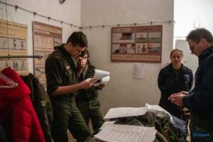 dzien obrony cywilnej schron na babimojskiej fot. slawek wachala 0526 300x200 - Poznań: Światowy Dzień Obrony Cywilnej w prawdziwym schronie