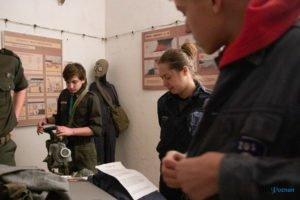 dzien obrony cywilnej schron na babimojskiej fot. slawek wachala 0534 300x200 - Poznań: Światowy Dzień Obrony Cywilnej w prawdziwym schronie