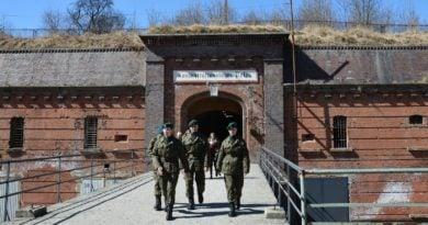 Fort VII uroczystości fot. UMP