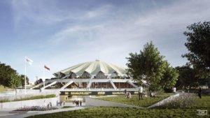 fot. cdf architekci 300x169 - Poznań: Tak będzie wyglądała Arena po przebudowie