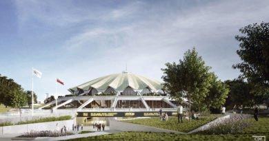Arena wizualizacja fot. CDF Architekci