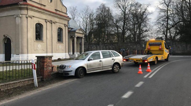 Gościeszyn wypadek 3 fot. policja