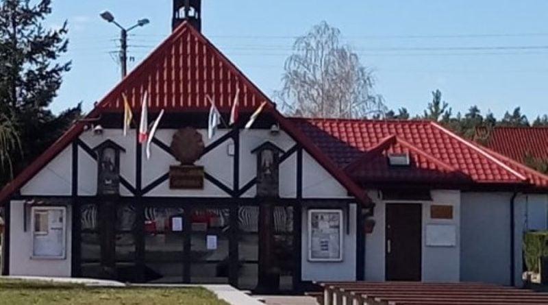 kaplica w Czapurach fot. S. Wąchała