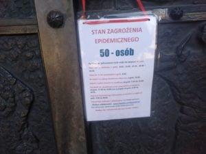 katedra 1 300x225 - Poznań: Słoneczna niedziela - a miasto puste!