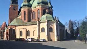 katedra 4 300x169 - Poznań: Słoneczna niedziela - a miasto puste!