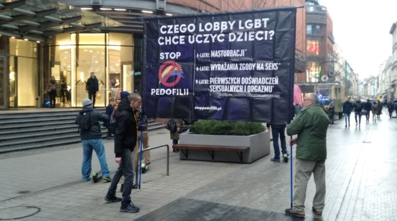 Dwie demonstracje: LGBT i pro-life