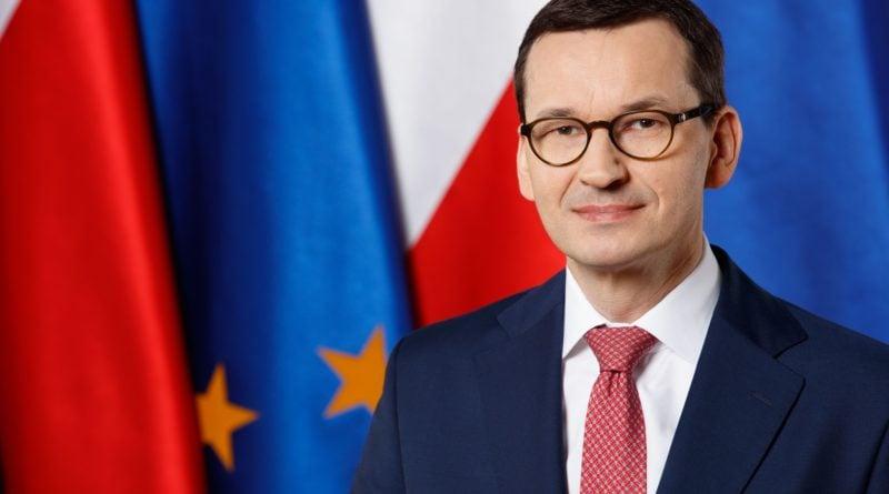 Mateusz Morawiecki fot. gov.pl