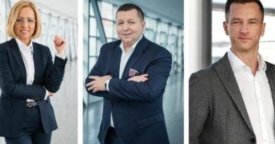 nowy zarzad mtp fot. ump 390x205 - Poznań: Tomasz Kobierski nowym prezesem zarządu Grupy MTP