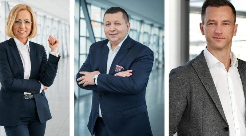 nowy zarzad mtp fot. ump 800x445 - Poznań: Tomasz Kobierski nowym prezesem zarządu Grupy MTP