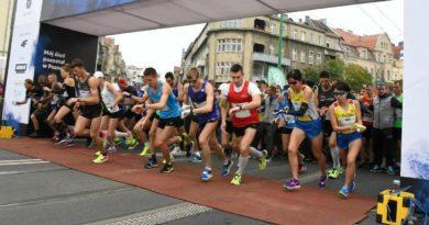 Półmaraton fot. UMP