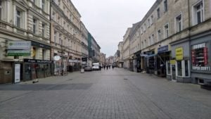 polwiejska  300x169 - Poznań: Miasto jest puste