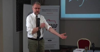 prof. Piotr Tryjanowski fot. Uniwersytet Przyrodniczy w Poznaniu