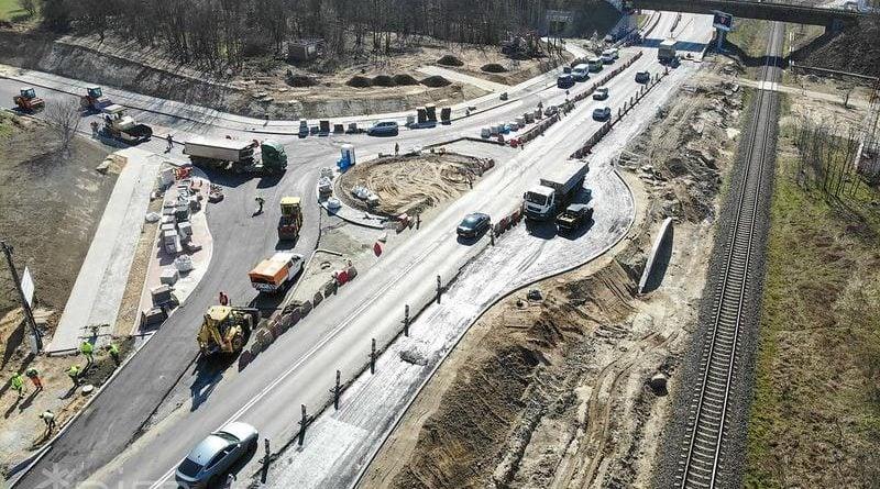 przebudowa gdynska 4 fot. pim 1 1.jpg 1 800x445 - Poznań: Prace na Gdyńskiej już się kończą!