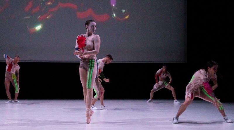 """ptt poison trucizna premiera fot. slawek wachala 8730 800x445 - """"Trucizna"""" Polskiego Teatru Tańca w CK Zamek"""