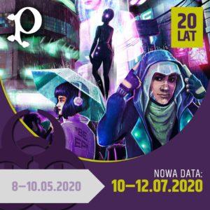 pyrkon 300x300 - Poznań: Pyrkon 2020 przełożony!