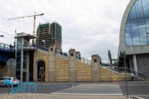 schody most dworcowy 1 fot. pim 300x200 - Poznań: Schody południowego Mostu Dworcowego idą do remontu