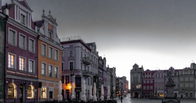 stare miasto koronawirus fot. slawek wachala 4227 390x205 - Poznań: ZKZL przygotował ulgi dla mieszkańców i przedsiębiorców