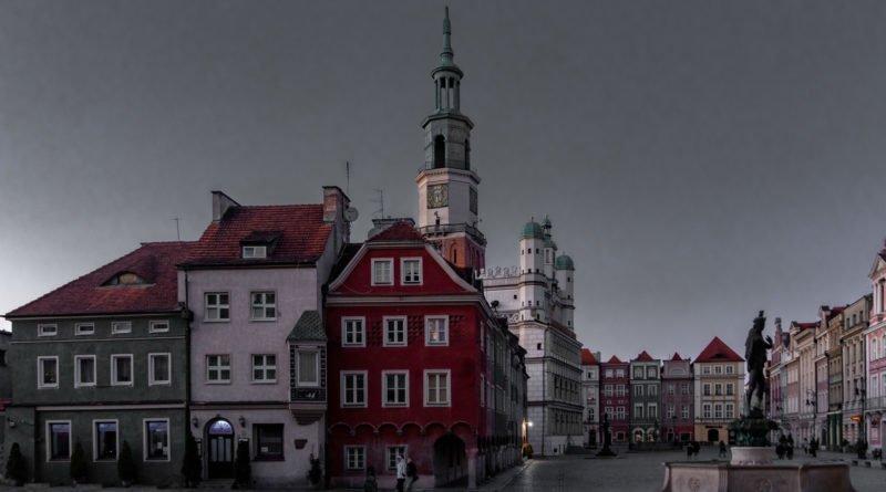 stare miasto koronawirus fot. slawek wachala 4230 800x445 - Poznań: Trudny remont nawierzchni Starego Rynku