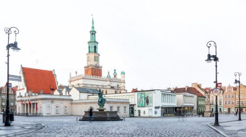 stary rynek poznan kwarantanna fot. slawek wachala 4381 800x445 - Poznań: Arsenał zostanie przebudowany!