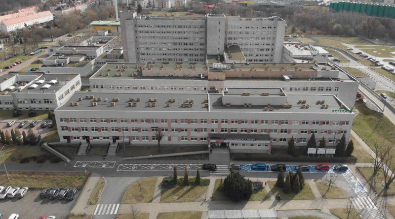 szpital Szwajcarska fot. UMP