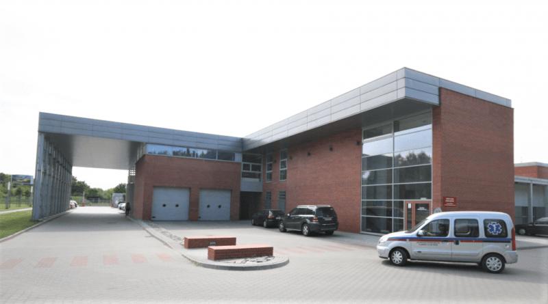 szpital Szwajcarska zakaźny fot. UMP