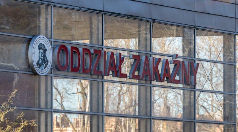 szpital zakazny poznan 4059 800x445 - Wielkopolska: Kolejna osoba zmarła z powodu zakażenia koronawirusem
