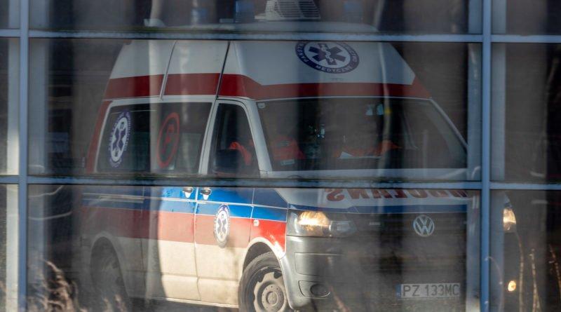 karetka pogotowie ratunkowe ambulans