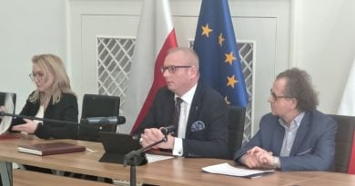 wojewoda Łukasz Mikołajczyk, Agnieszka Pachciarz, Andrzej Trybusz