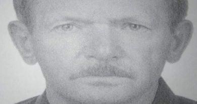 Zaginiony Zbigniew Wróbiński 2 fot. policja