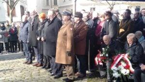 zolnierze wykleci 1 300x169 - Poznań: Wojewoda i kombatanci uczcili żołnierzy wyklętych