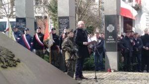 zolnierze wykleci 10 300x169 - Poznań: Wojewoda i kombatanci uczcili żołnierzy wyklętych