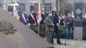zolnierze wykleci 7 300x169 - Poznań: Wojewoda i kombatanci uczcili żołnierzy wyklętych