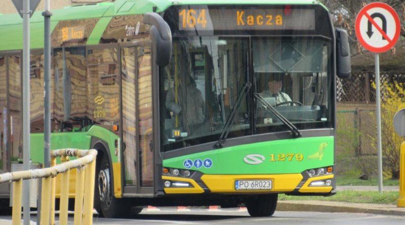 Autobus 164 fot. ZDM